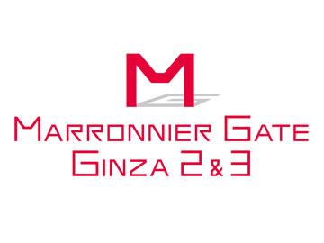 マロニエゲート23ロゴ