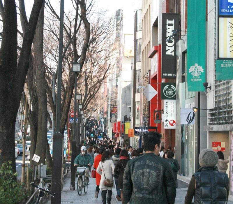 【街歩き】明治通り1-原宿