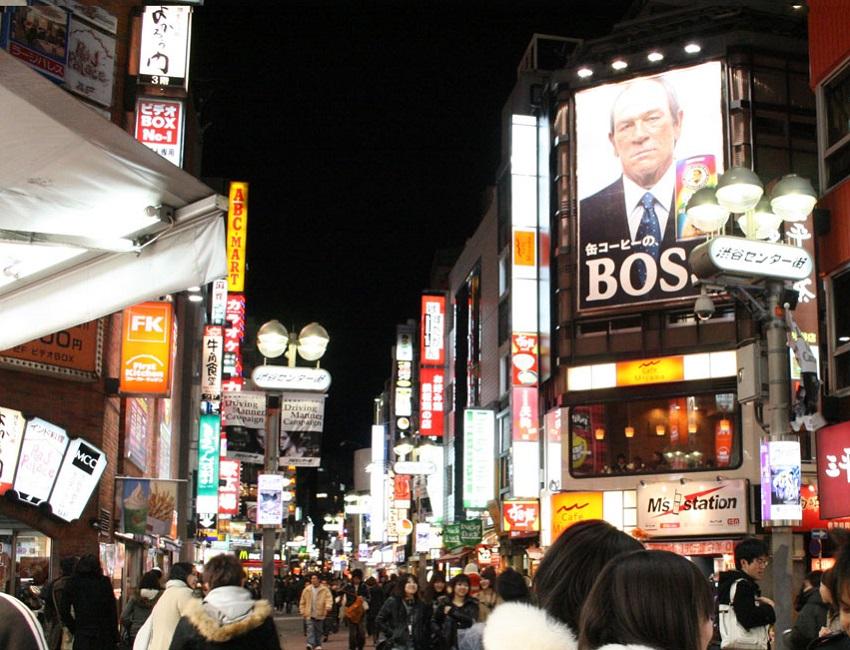 【街歩き】実際に行ってみてわかる渋谷・センター街
