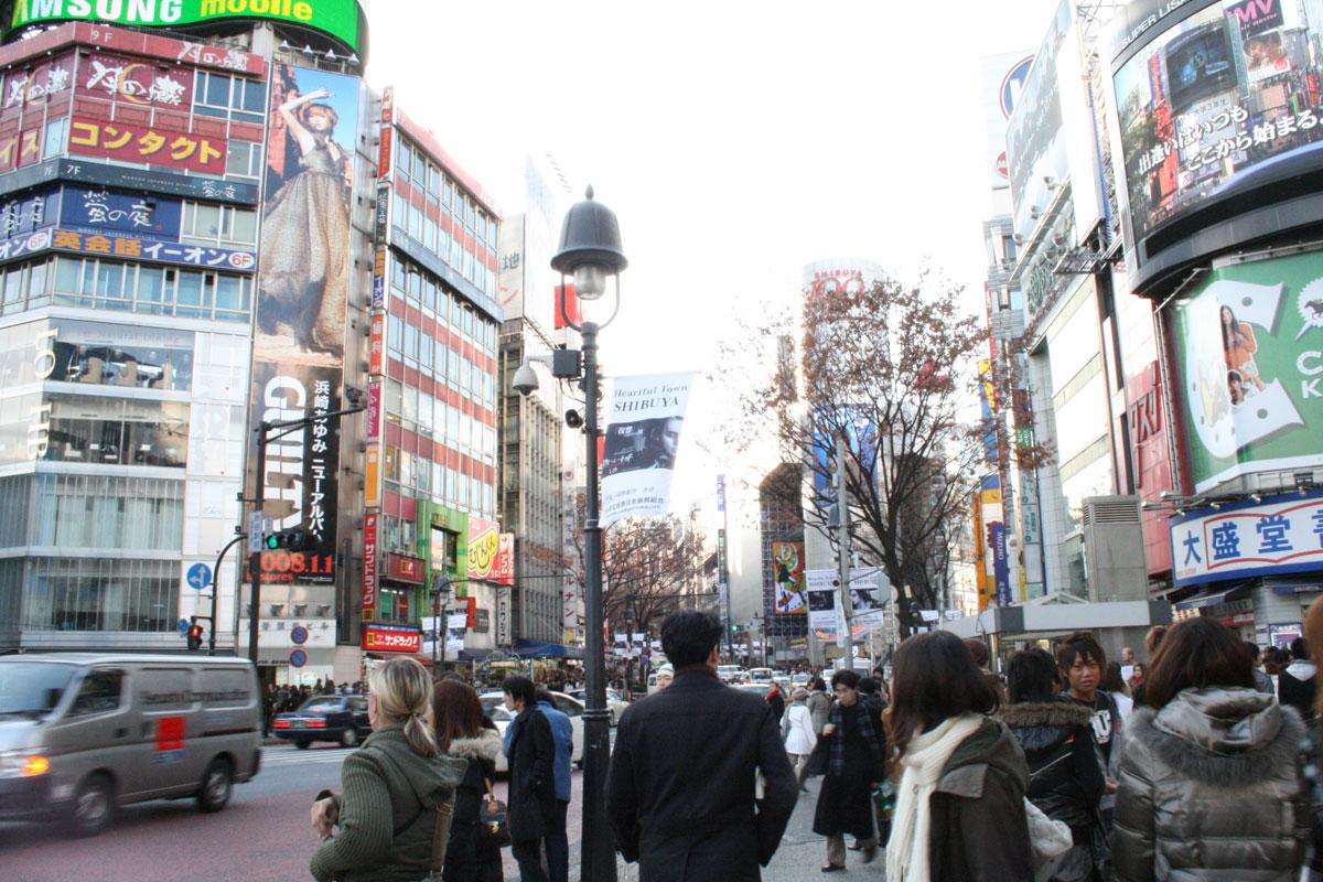 【街歩き】実際に行ってみてわかる渋谷・道玄坂