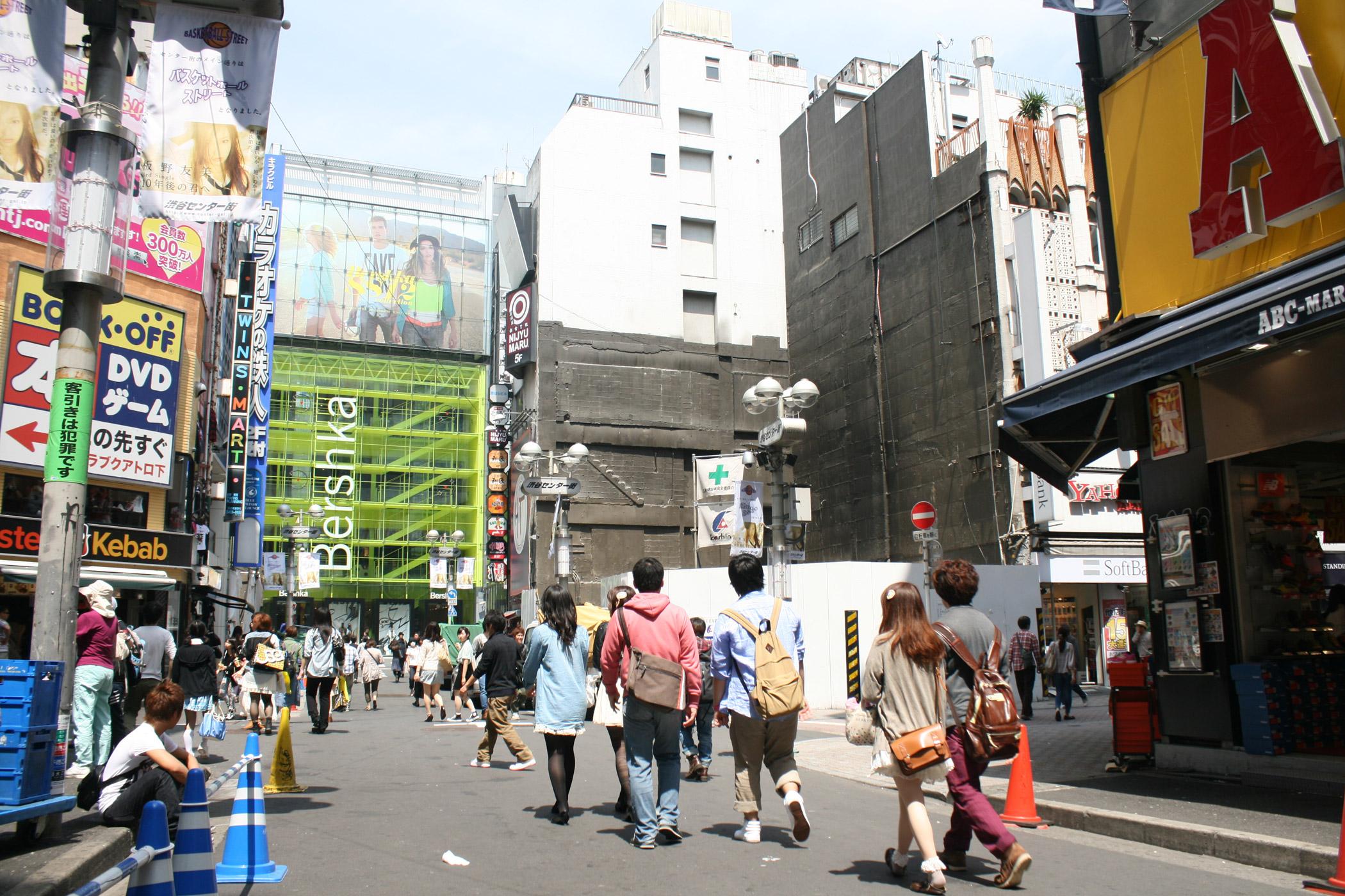 【街歩き】実際に行ってみてわかる渋谷・井の頭通り