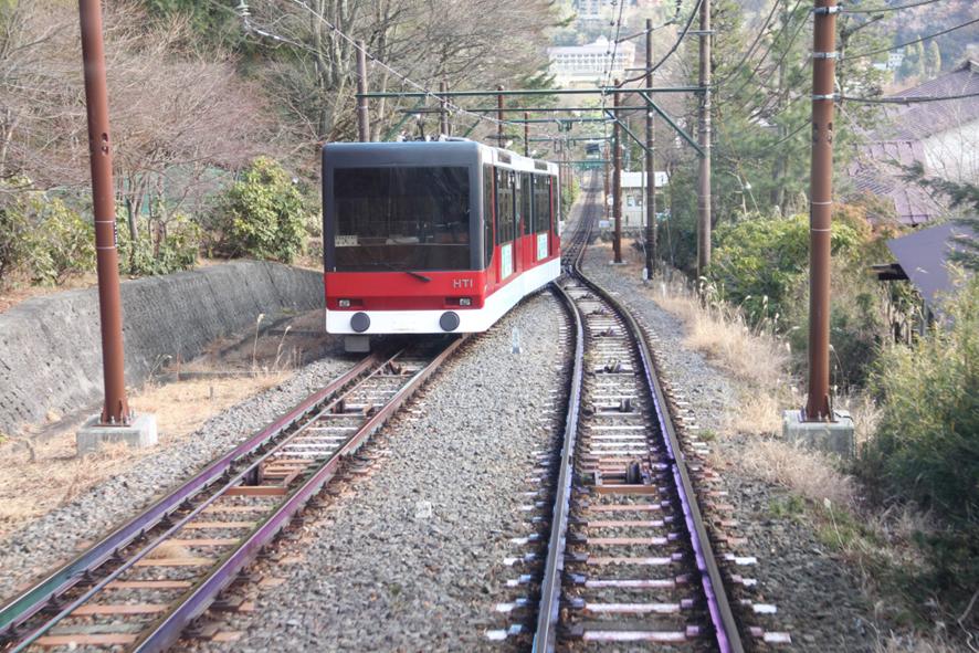 箱根登山線1