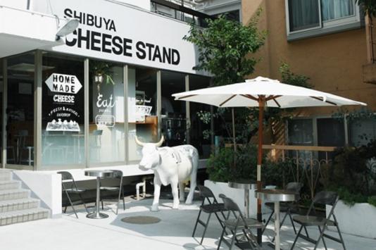 チーズスタンド店舗