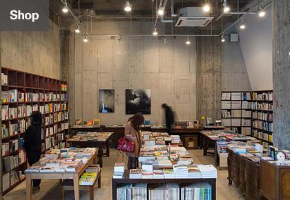 バンカート書店店舗