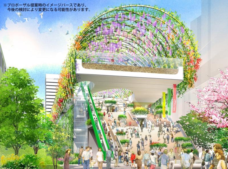 宮下公園再開発1